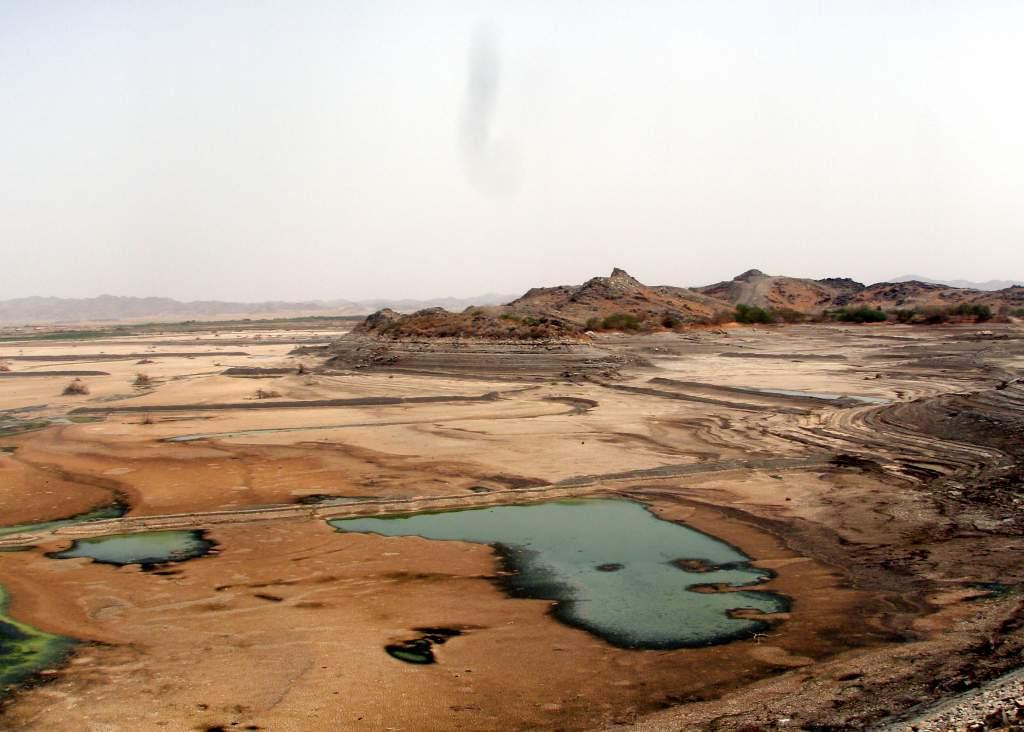 Sewage Lake Of Jeddah Blogging Hub