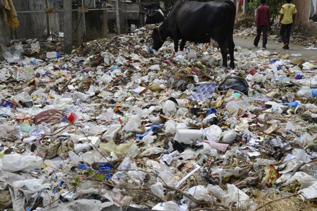 waste management in bengaluru