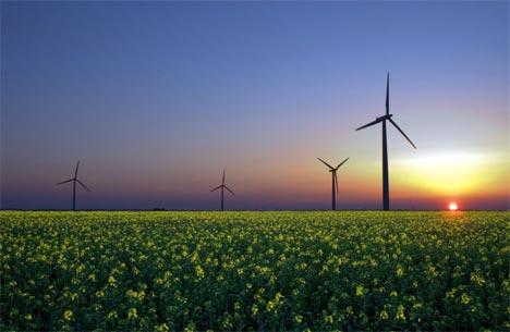alternative energy household