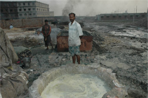 tannery wastewater