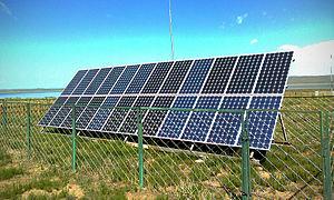 Solar panels benefits