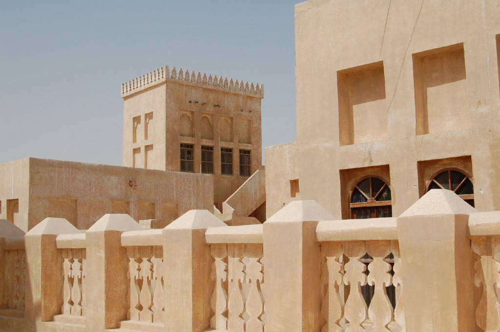 Traditional Building Qatar