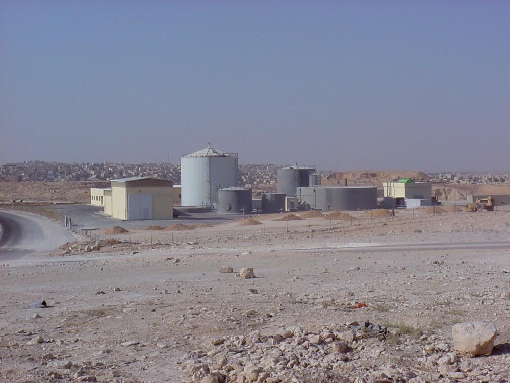 biogas plant amman