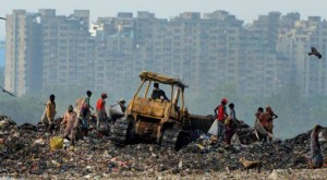 landfill delhi
