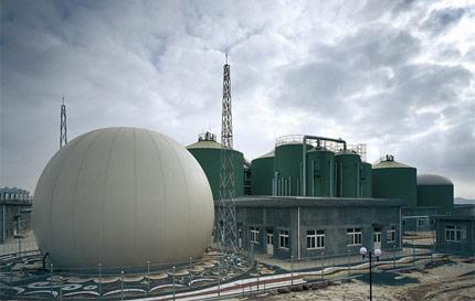 low-pressure-biogas-storage