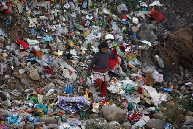 Ragpickers are the backbone of waste management sector in India