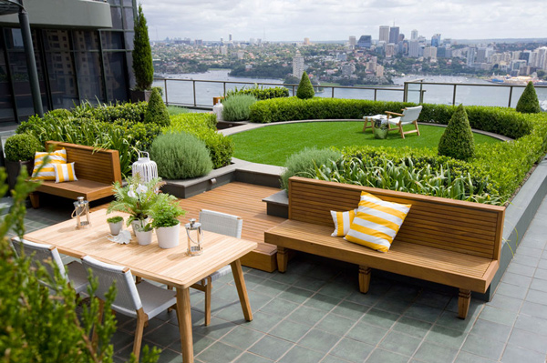 Rooftop Garden rooftop gardens: catalyst for green cities | cleantech solutions