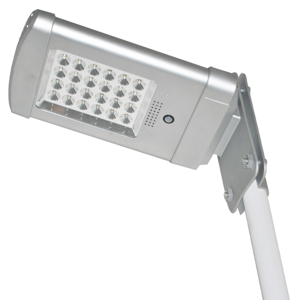 features of solar street light