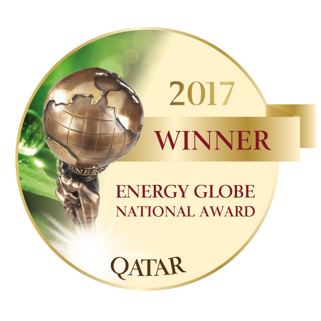 EnergyGlobe NationalWinner 2017 Qatar
