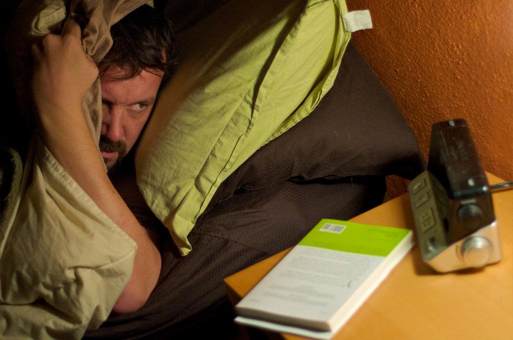 signs of bad sleep