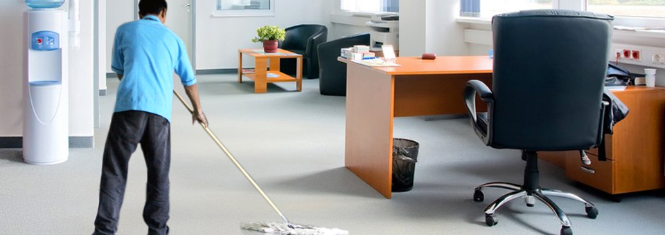 Office Cleaning Stress Management