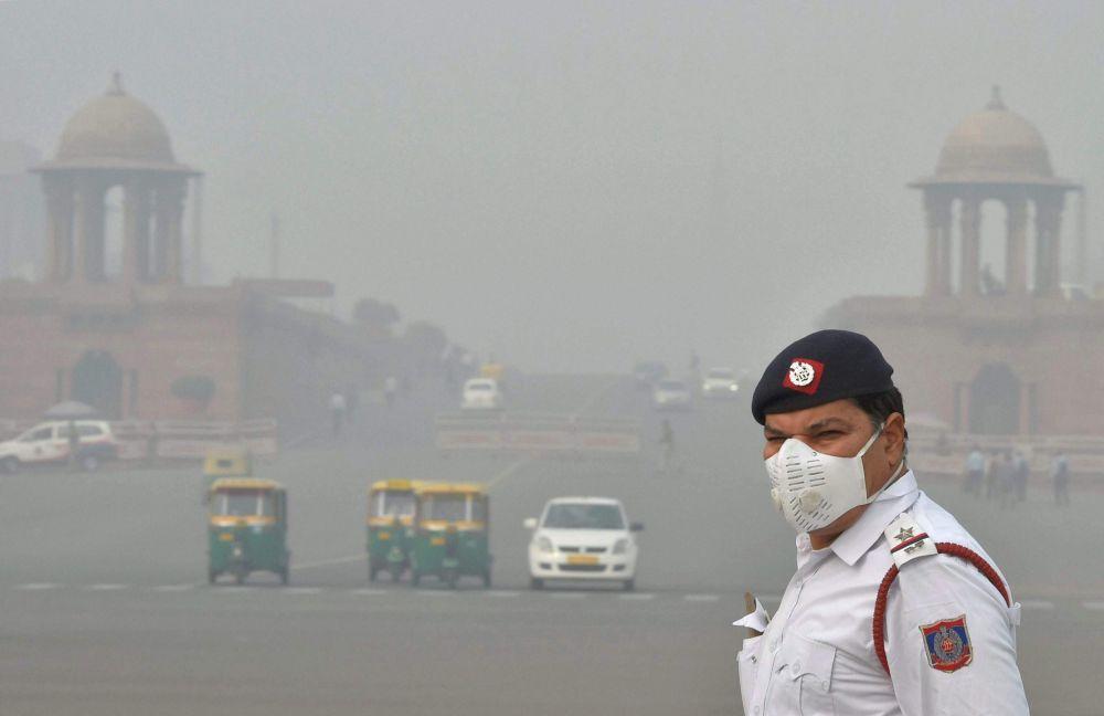 Winter Smog Health