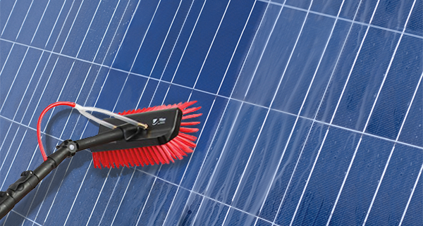 solar panels maintenance