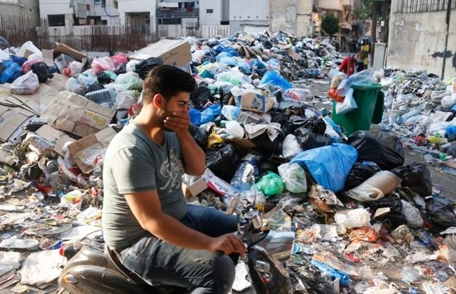 garbage lebanon