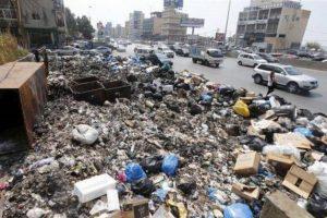 waste management lebanon