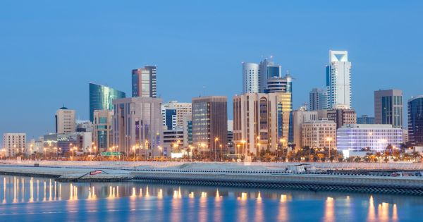 Bahrain Solar Power