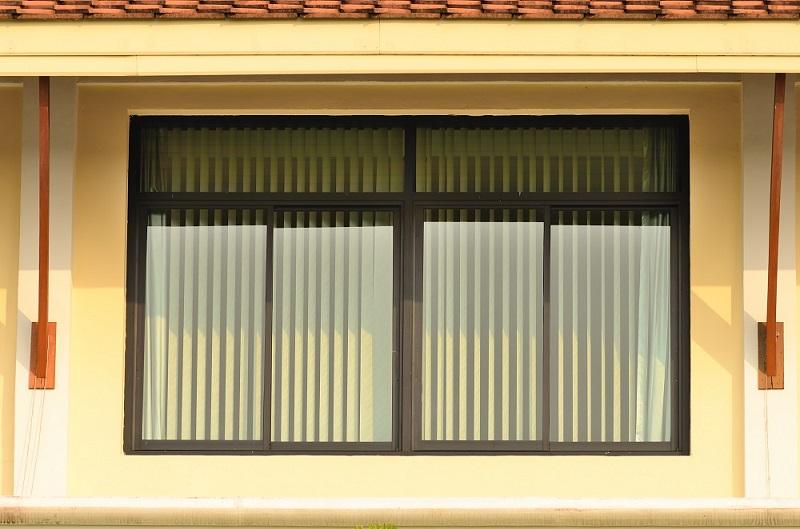 outdoor window blind