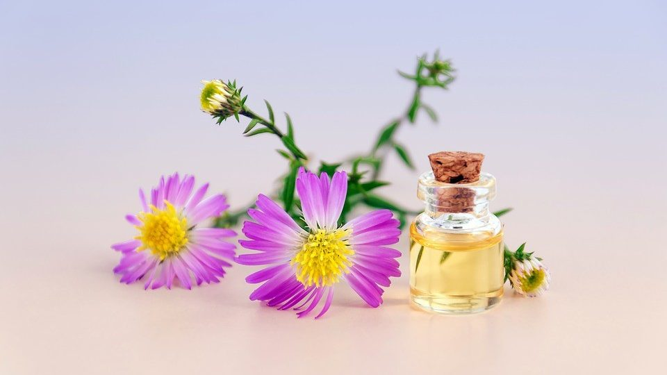 perfume from natural ingredients