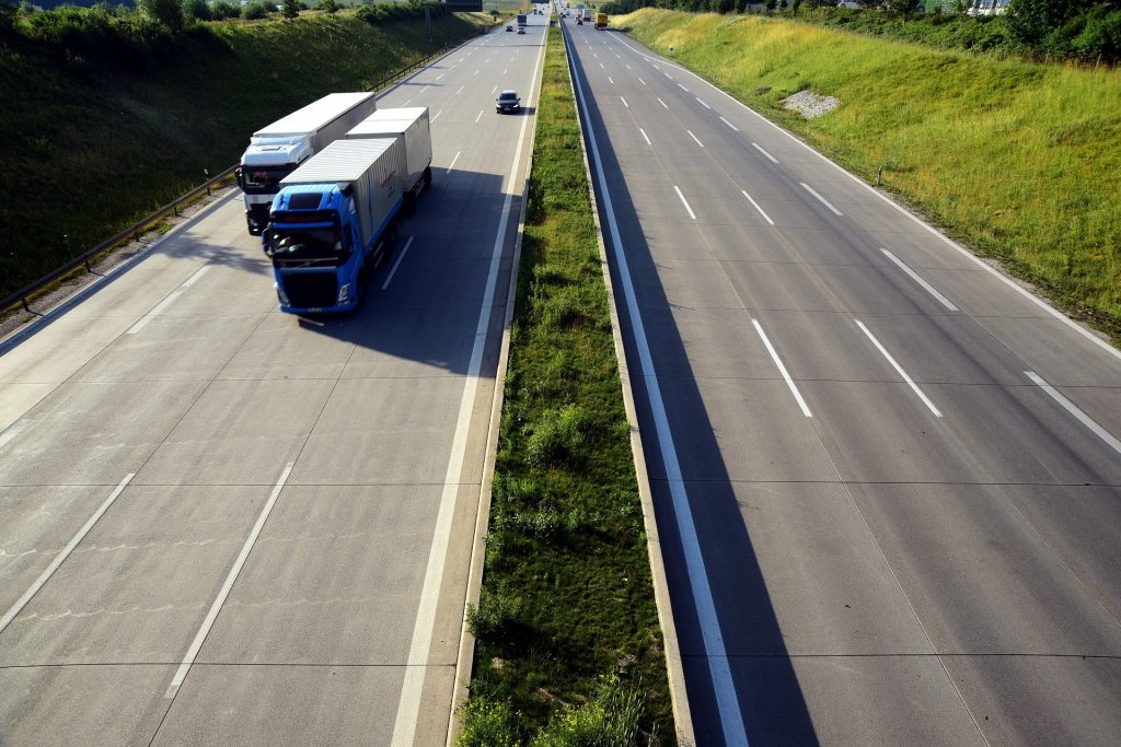 road freight industry