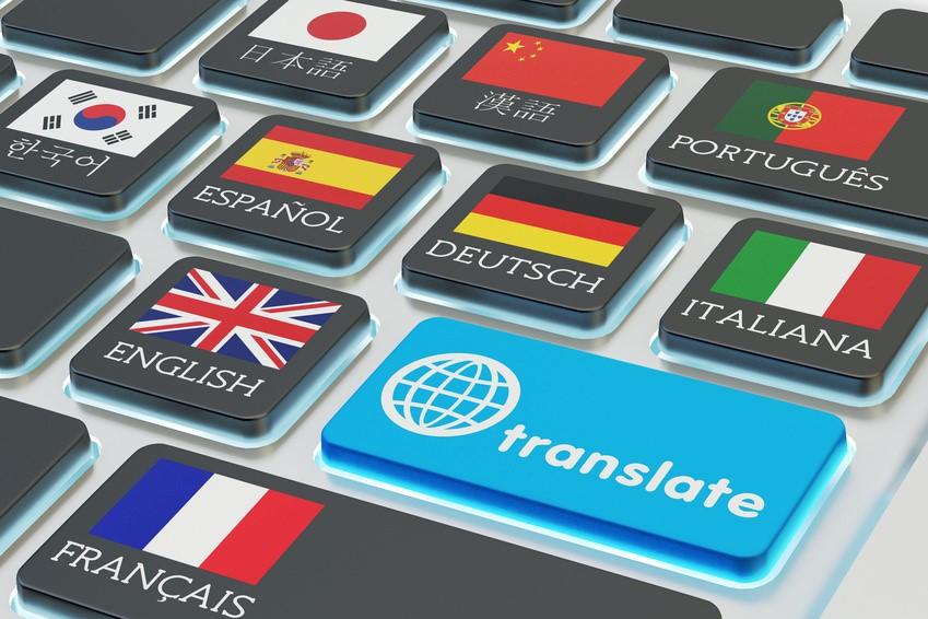 Language Translating Service