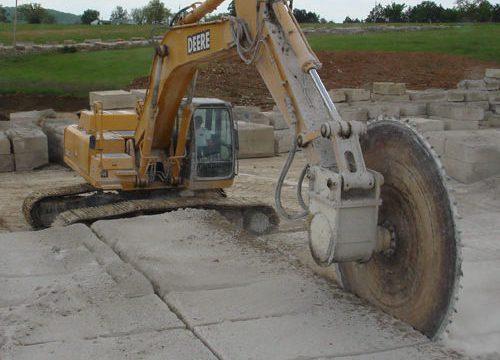 excavation rocktools