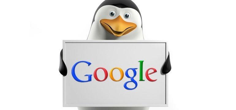 website hit by penguin update
