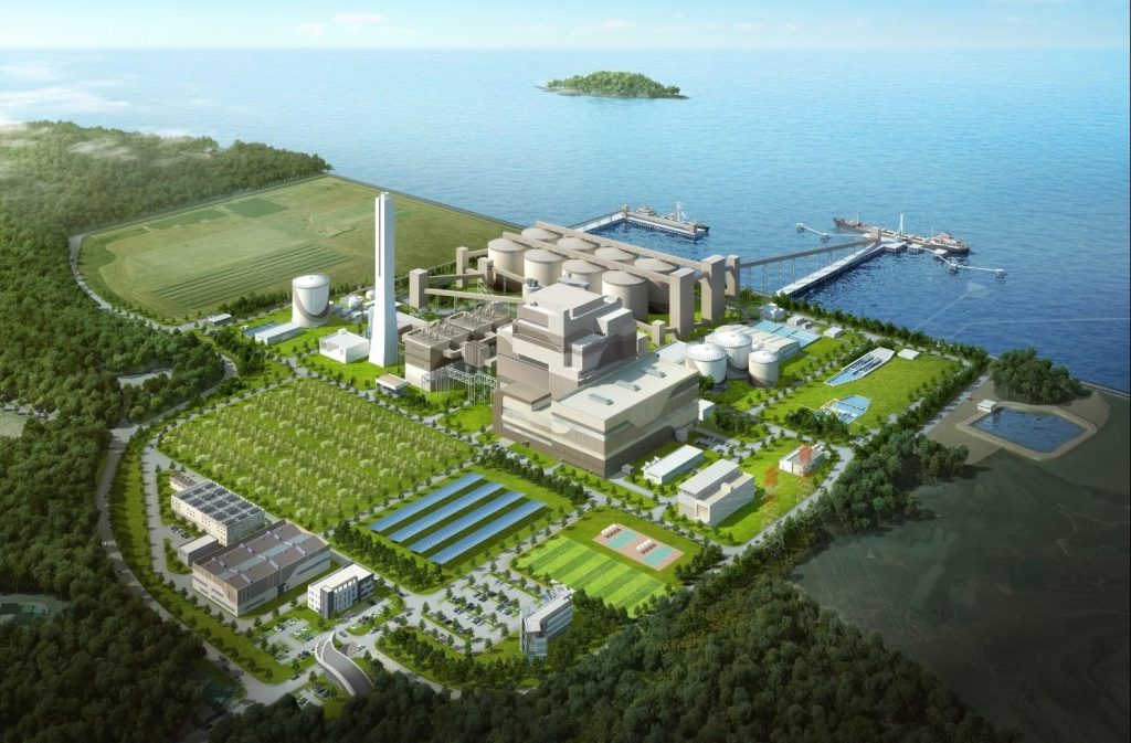 what is a thermal power plant