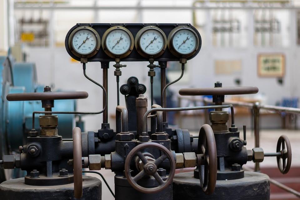 types of water flow meter