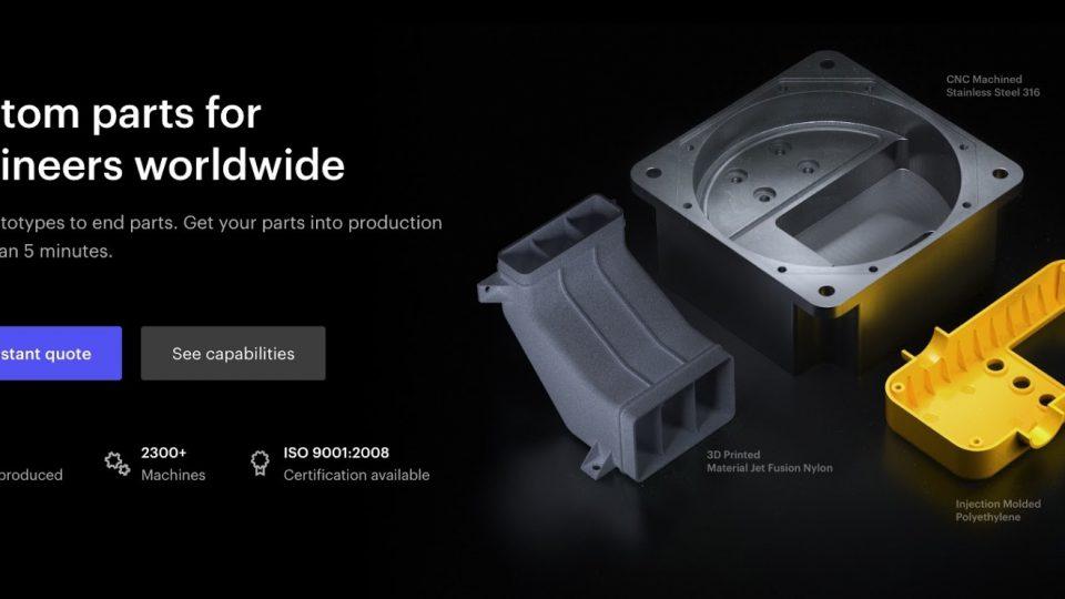 industrial 3d printing