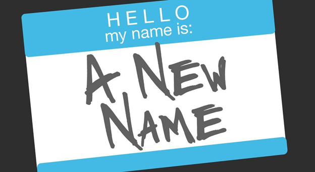 reasons for changing names