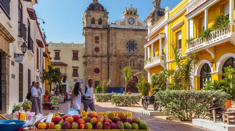 top dating places colombia