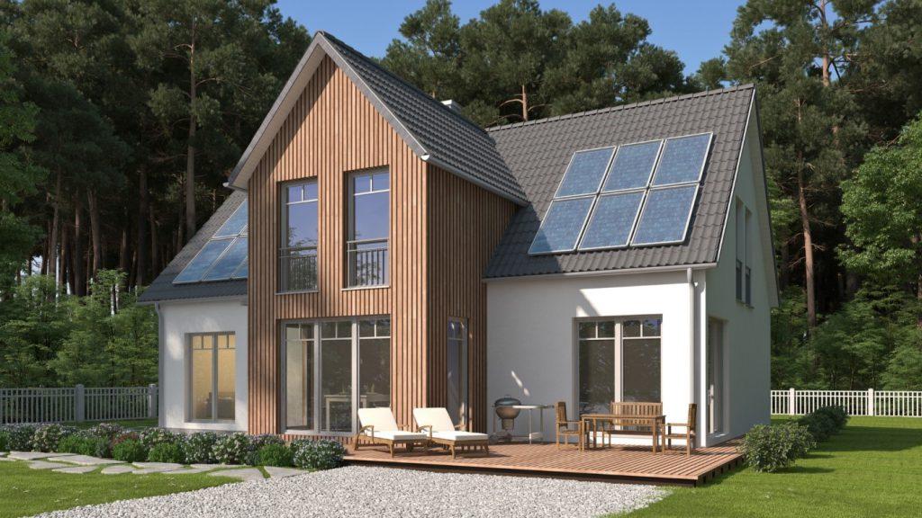adding solar panels to home