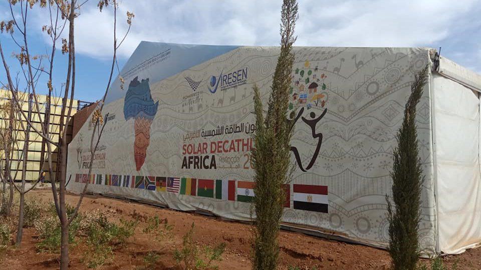 solar decathlon africa 2019
