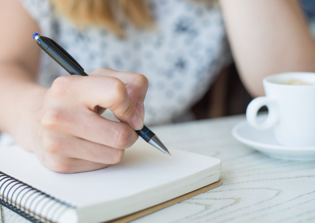 writing as a hobby