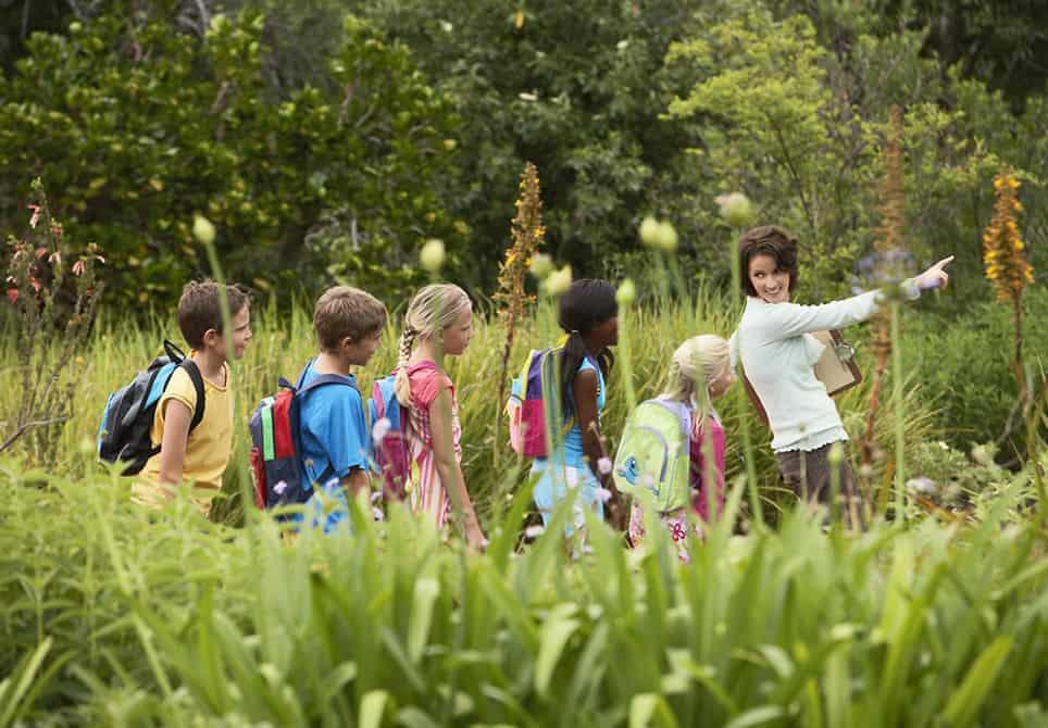 nature based learning
