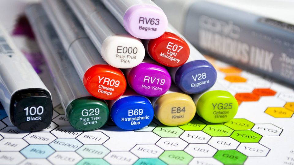 Copic Markers Buying
