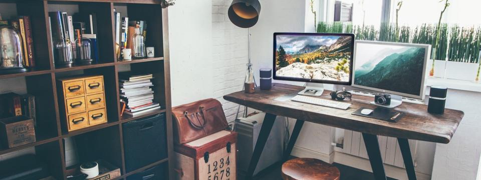 Office Shelving Ideas