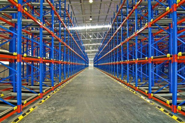 pallet racking guidelines