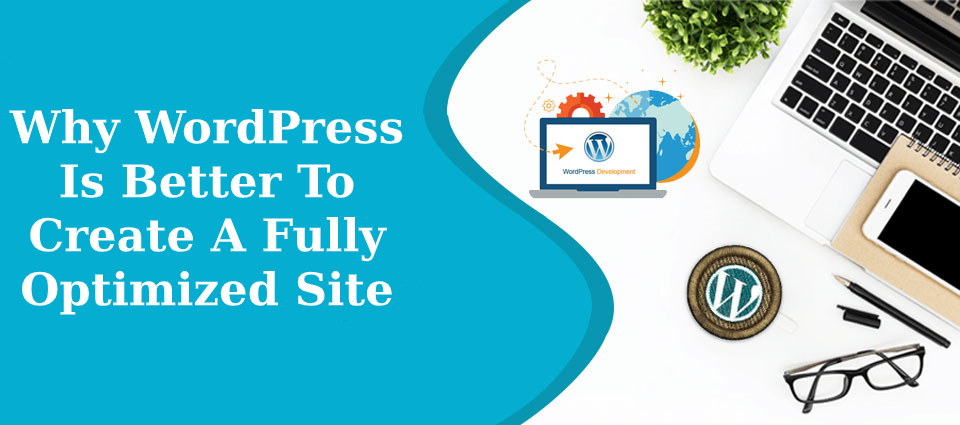 WordPress Fully Optimized Website
