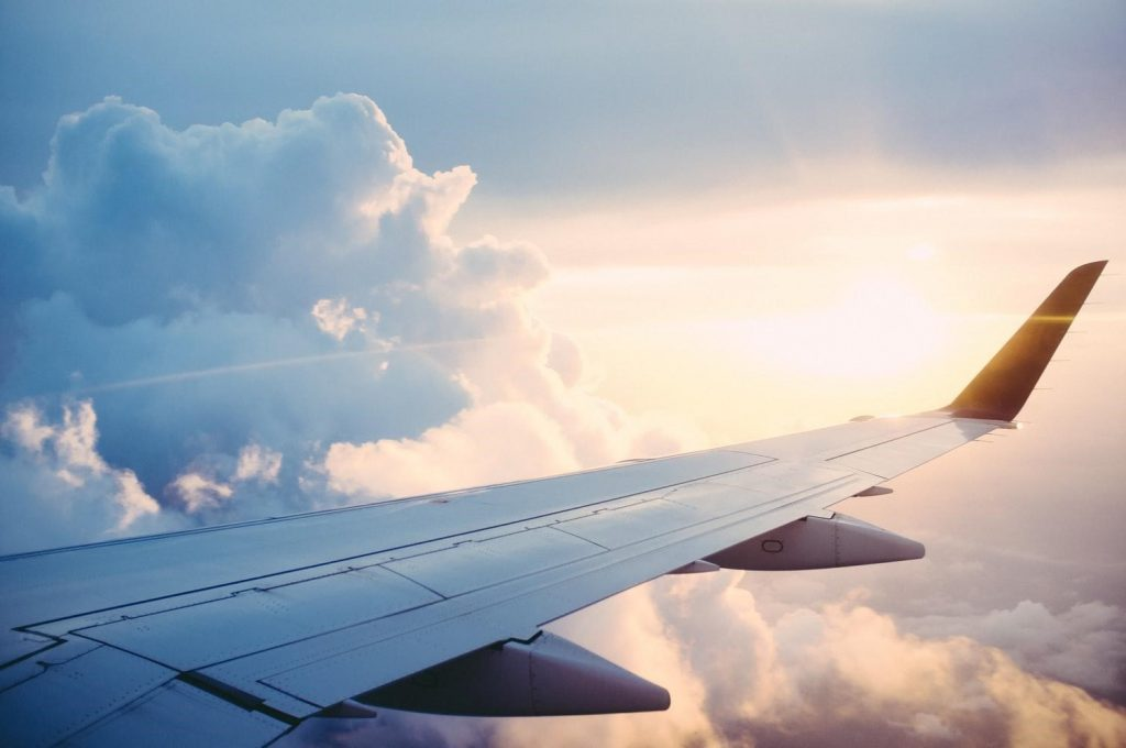 carbon offsetting flights