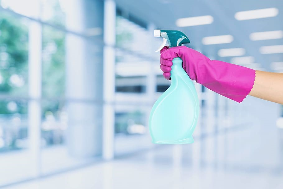 Janitorial Maintenance For Office