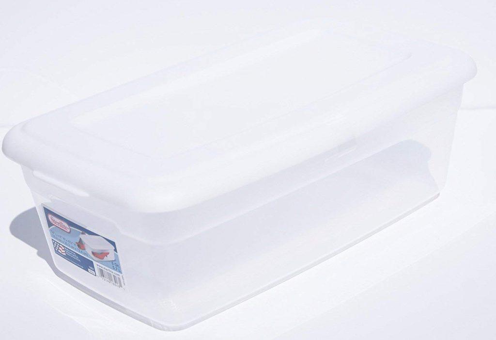 Transparent Shoe Box Storables