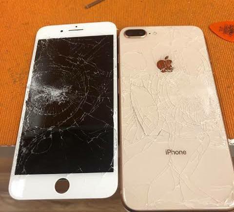 iPhone Backglass Restoration