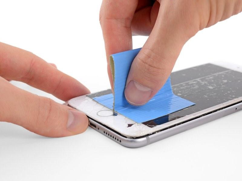 iPhone Broken Glass