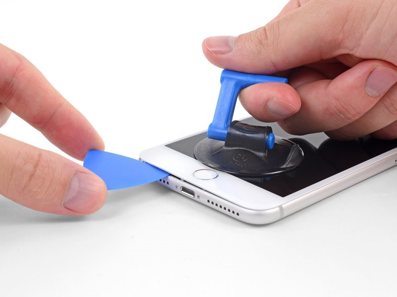 iPhone Suction Handle