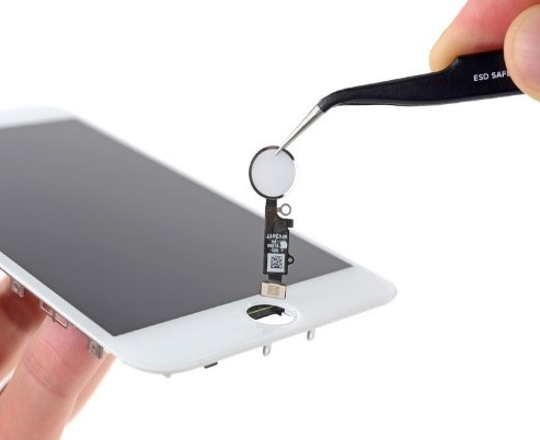 iPhone Touch Sensor