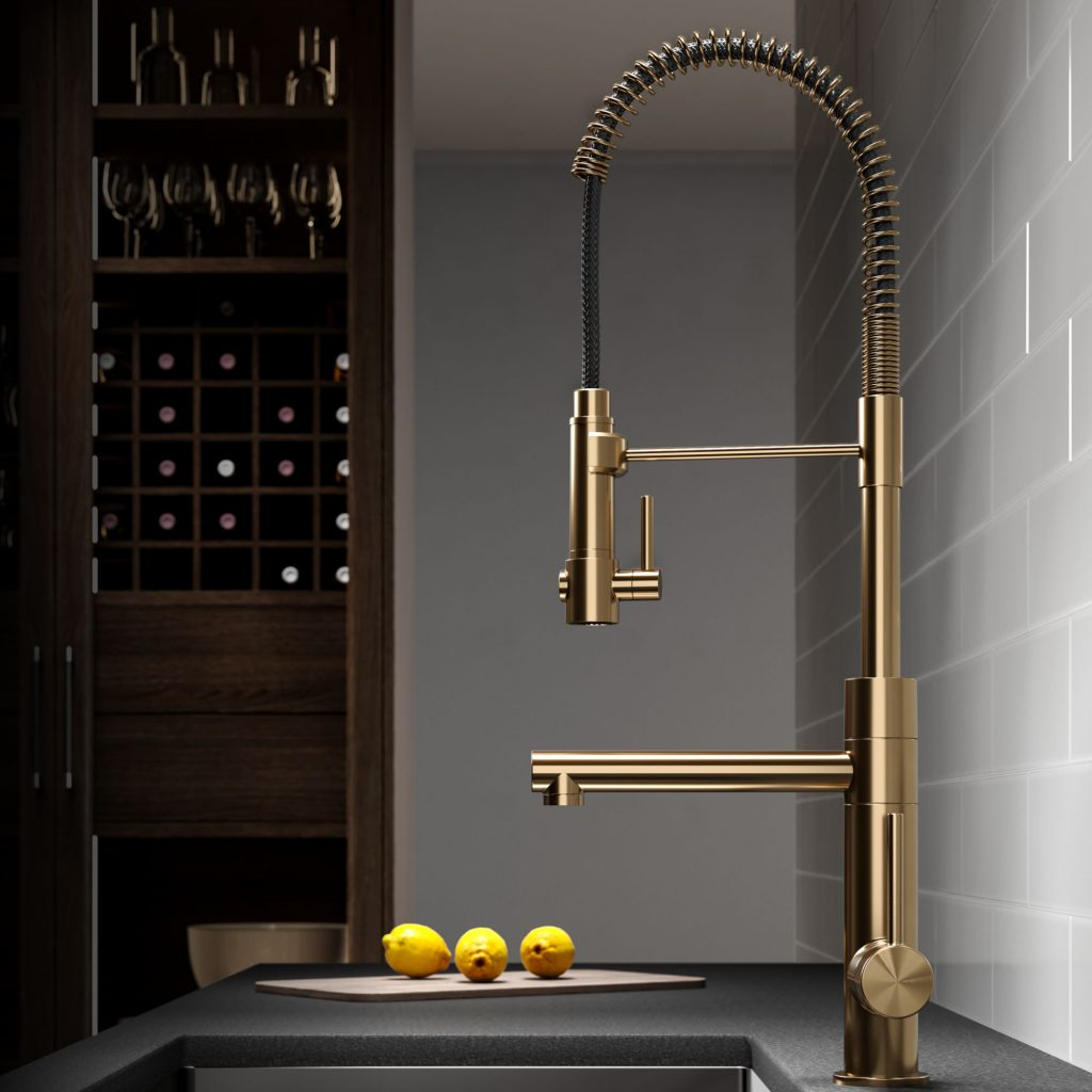 sink-faucet-with-sprayer