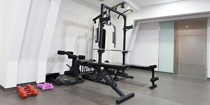 gym-basement-equipment