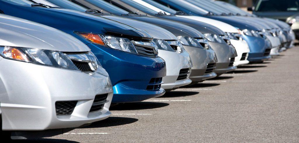 renting a car in USA