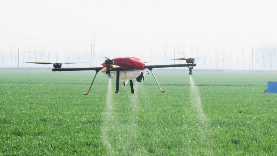 automation in agriculture industry